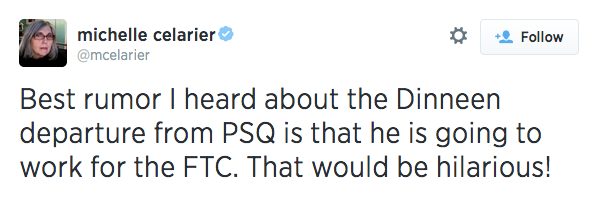 FTC rumor