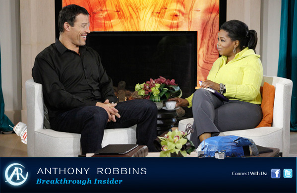 Robbins Oprah Ray