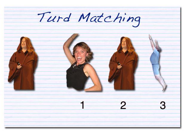 Asch-Turd-Matching