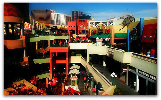 Horton Plaza Mall