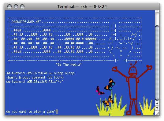 TerminalGames