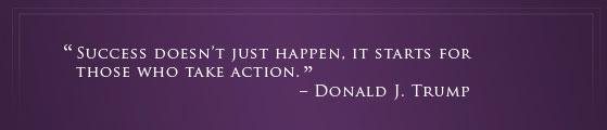 Trump-Success-Actions
