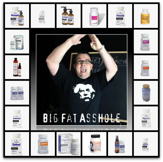 big fat asshole