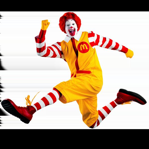 ... clown suit