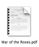 war of roses thumb